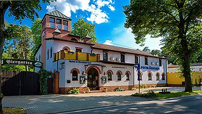 Hotel Waldschlösschen Mittenwalde
